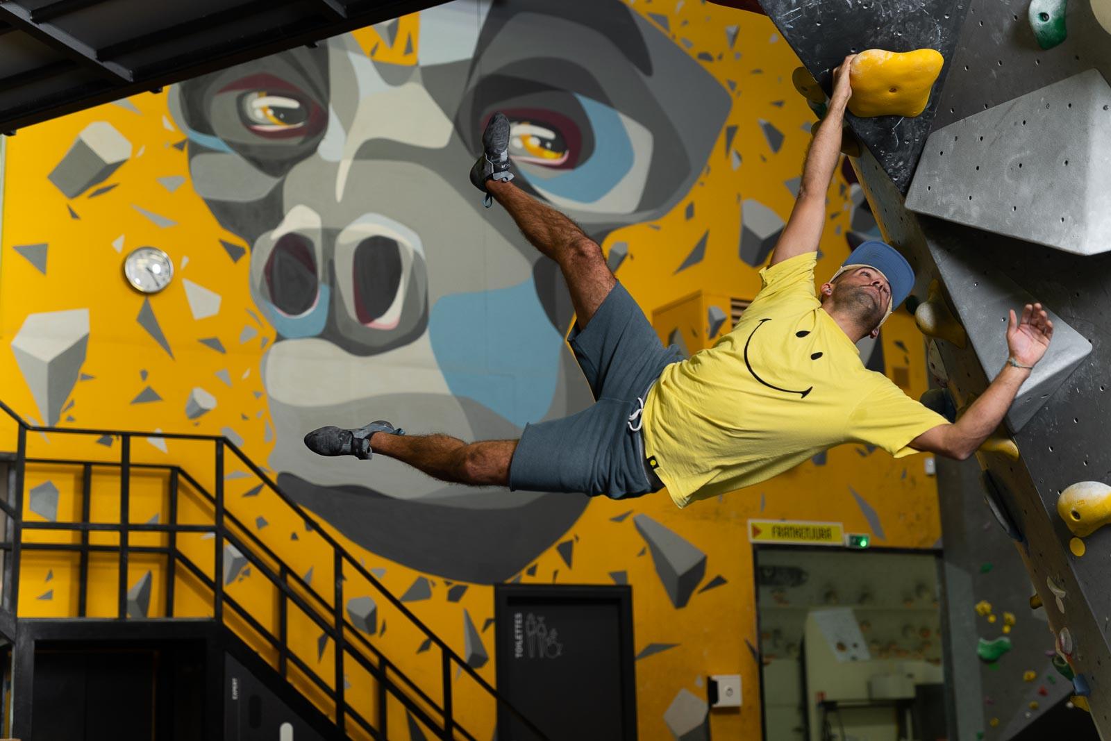 Salle d'escalade de blocs Climb Up Aix - Les Milles